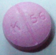 do you need to wash the coating off of a oxycodone 10mg k 56 before